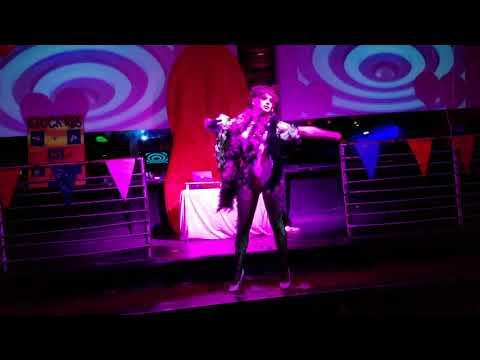Irene Dubois-Stripper Circus-Neighbours Seattle