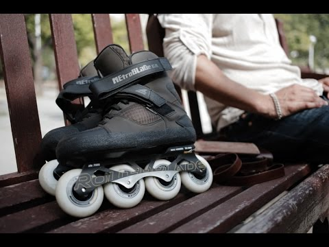 4a7d58d679c Rollerblade ® Metroblade GM - YouTube