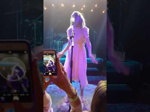 Grace VanderWaal JTB Tour Troubadour West Hollywood