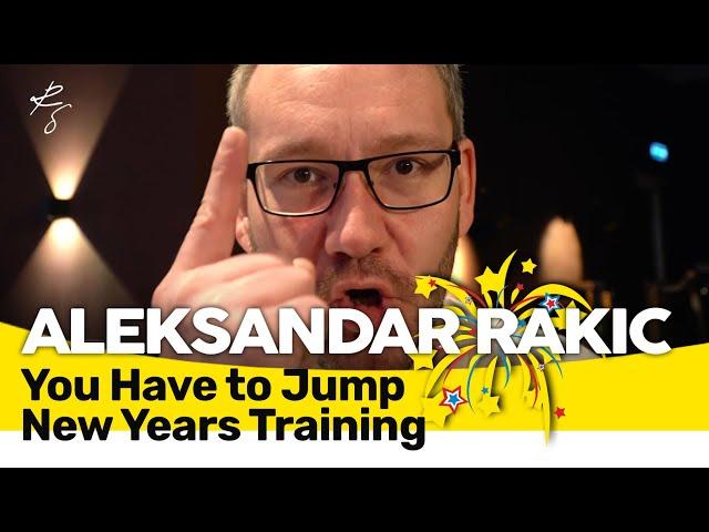 Aleksandar Rakic - JUMP JUMP JUMP - New Years Training 2021 🇬🇧🇲🇪🇧🇦🇷🇸🇭🇷 Subtitles!!!