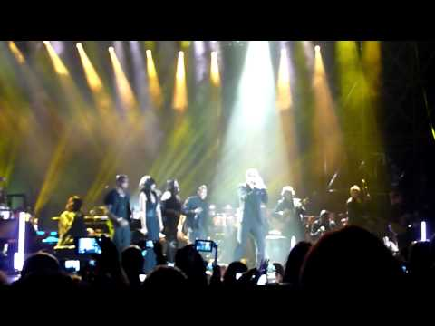 George Michael Napoli 11 Settembre 2011 Amazing / I'm Your Man / Freedom