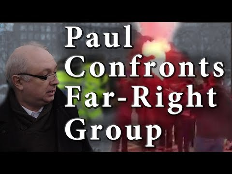 Speakers Corner: 11/03/18 Br-Paul Confronts the Far-Right Leader.