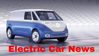 THE BEST CARGO VAN EVER!!! Electric Car and EV news.