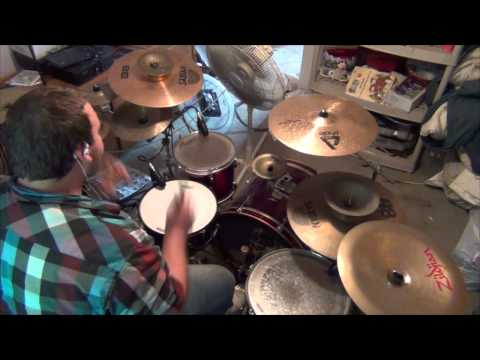EMMURE - When Keeping It Real Goes Wrong [DRUM COVER] HD