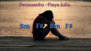 Gambar cover Fieya Julia - Perasaanku | 2018 | Lirik | Easy Chord |