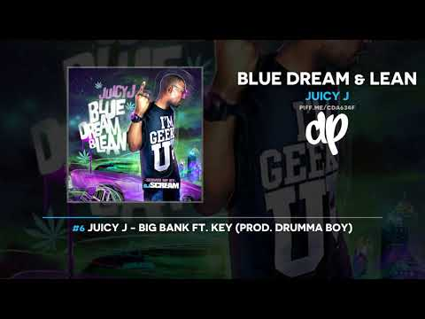 Juicy J - Blue Dream & Lean (FULL MIXTAPE) (DatPiff Classic)