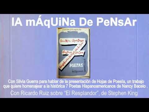 HOJAS DE POESÍA HISPANOAMERICANAS POR NANCY BACELO - LMDP 05.04.16