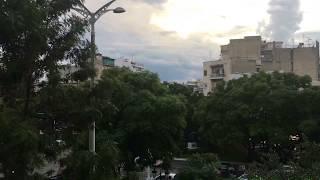 Sunset in Athens, Greece || Yunanistan Atina'da Gün Batımı
