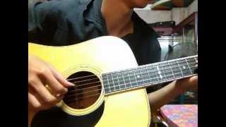 (Bích Phương) Có Lẽ Em - Guitar cover by me