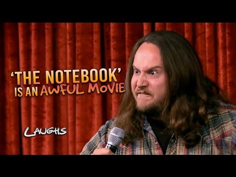'The Notebook' Movie Could NEVER Happen in Real Life  |  Zoltan Kaszas Stand-up Comedy