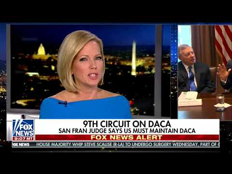 Fox News @ Night - Shannon Bream - January 9, 2018 - Archive