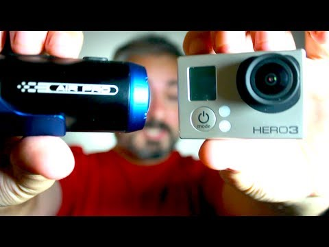 GoPro Hero3 Black VS iON Air Pro HD - Action Cam SHOOT-OUT!