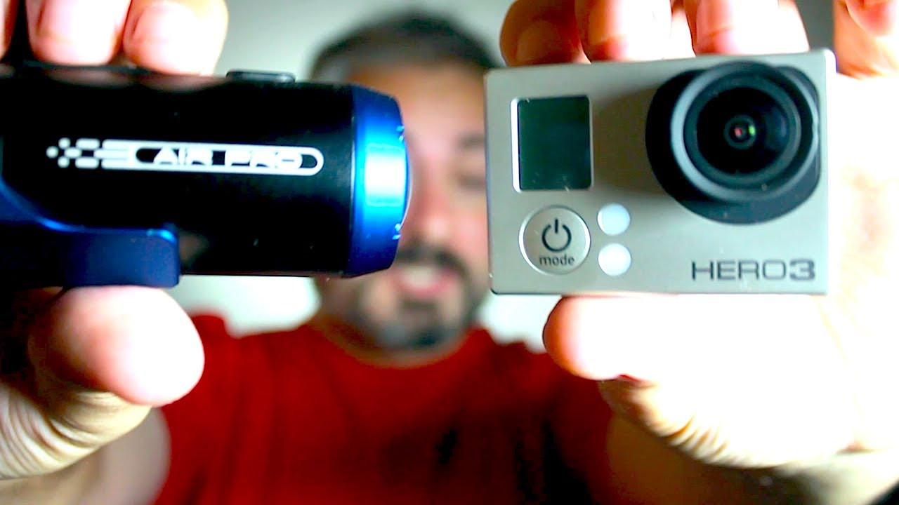 Ion Air Pro Underwater Video Camera Test Review Fumee Falls and .