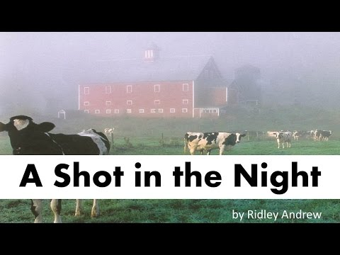 Learn English Through Story -  A Shot in the Night by Ridley Andrew - Elementary