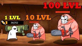 NOOB VS ZIOMKI Z PIŁAMI | MISSILE RPG 3