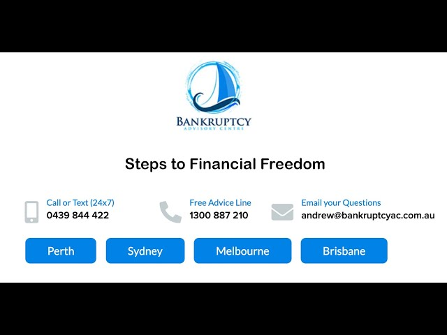 Step Towards Financial Freedom