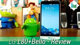 LG L80 + Bello - Review en español
