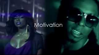 kelly Rowland Feat. Lil Wayne - Motivation (Legendado - Tradução)