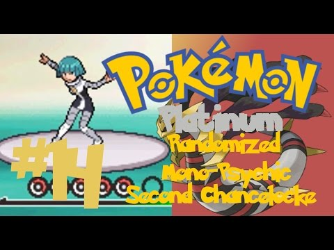Pokemon Platinum Second Chancelocke Episode 14: Legendary Playthrough
