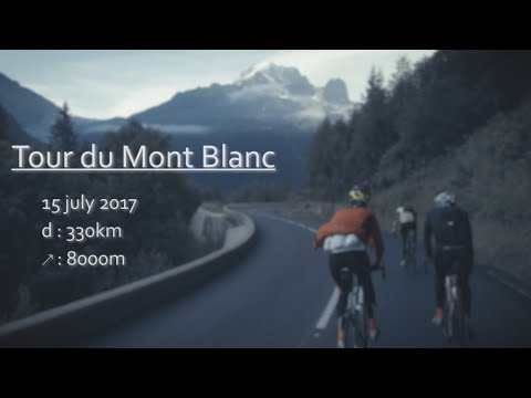 Tour du Mont-Blanc CycloSportive