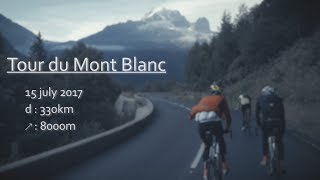 Tour du Mont-Blanc CycloSportive