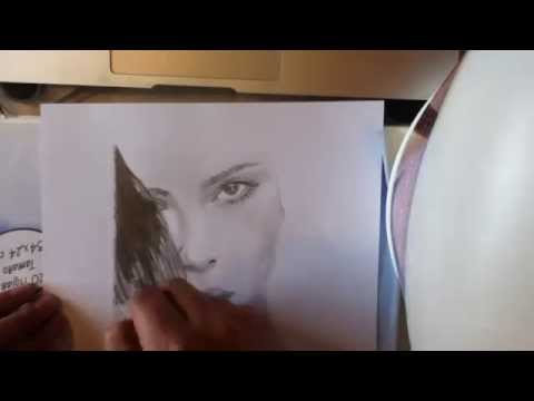 Scarlett Johansson Portrait 22/11/13