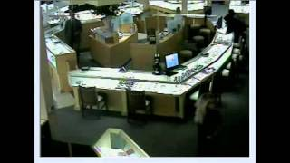 Three men robbed the Jared jewelry store at 111 West Reynolds Road in Lexington at 8 p.m. June 19, 2015. Watch as one stands guard and two smash a display case and grab about 50 diamonds. Bluegrass Crime Stoppers is asking for help in solving the case.