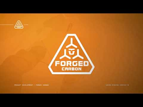 The Forged Carbon Series | Union Binding Company