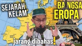 Download lagu UAH Bongkar SEJARAH Eropa Ternyata Isinya MENGEJUTKAN Ustadz Adi Hidayat LC MA MP3