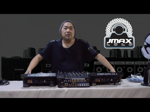 Denon DJ Prime Series Review - part1 (unboxing + first impression)