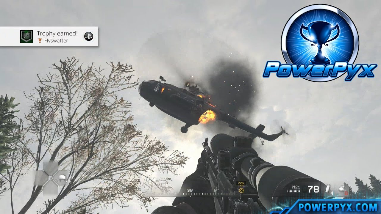 Call of Duty WW2 - Fog of War Trophy / Achievement Guide ...