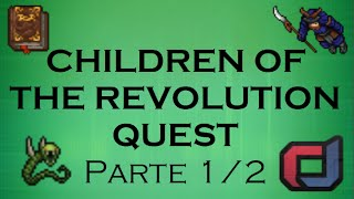 [Tibia] - Children of the Revolution Quest (Parte 1/2) (Completa e Detalhada)