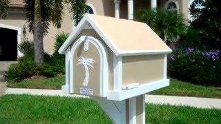 A Nice Box.com , Custom Mailboxes