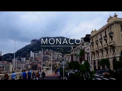 French Riviera & Monaco Travel Diary