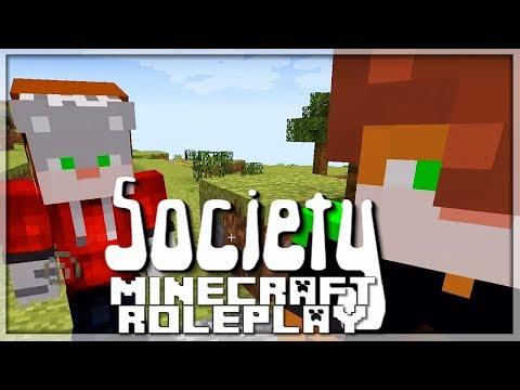 Katze hat einen Bruder?! | #07 Minecraft Society | Balui | Minecraft Roleplay