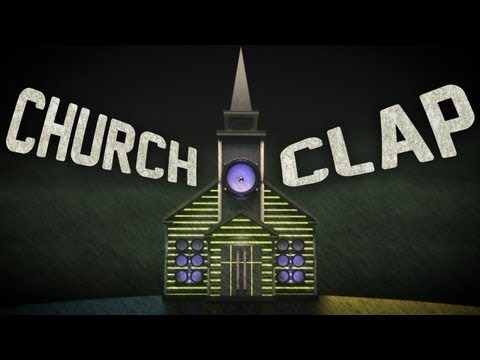 Church Clap by KB feat. Lecrae (Lyric video)