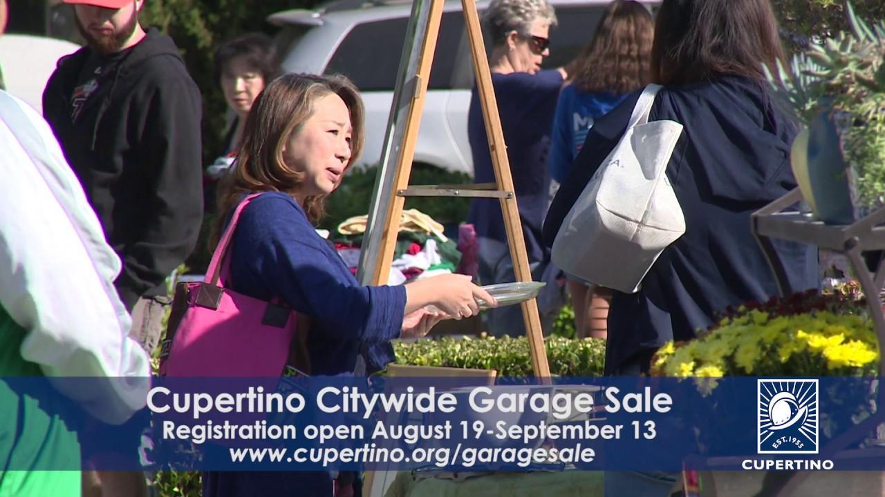 Citywide Garage Sale 2019 TV Promo