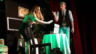 Premiera spektaklu teatralnego pt. 'Biuro matrymonialne'