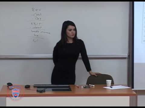 MAN425 20140220 LECT 03 - Capital Structure Theory I