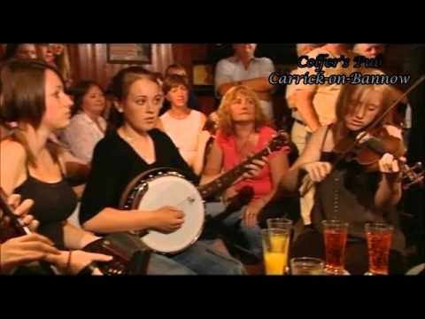 Colfer's pub session