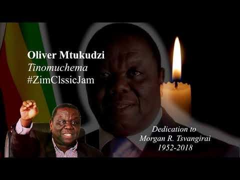 Oliver Mtukudzi : Tinomuchema. Tribute to Morgan Tsvangirai