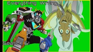 Everything Wrong with Voltron: Legendary Defender Season 6 Episode 3