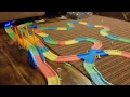 Magic Tracks Mega Play Set! Playtime With Nicholas! With Cop Car and Bridge! As Seen On TV!