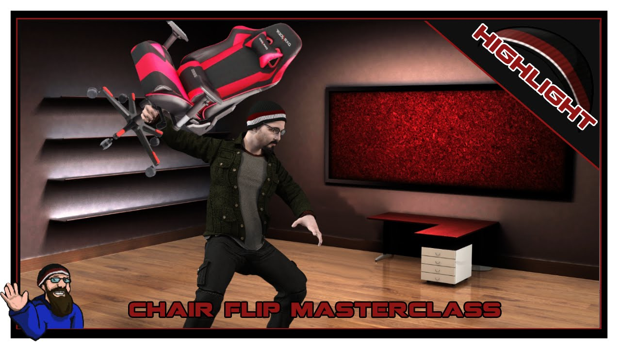 cohhcarnage flips the chair and changes the game youtube. Black Bedroom Furniture Sets. Home Design Ideas
