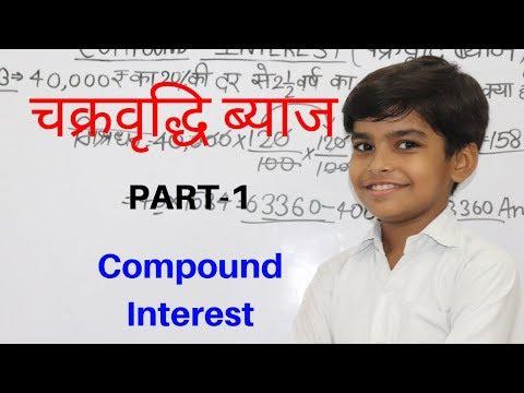 चक्रवृद्धि ब्याज कैसे निकाले By RN Glory || Basic Concept Of Compound Interest Short Trick