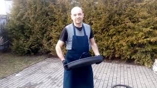 Казан чугунный 20 литров с крышкой жаровней, Эмальпосуда. Видео-обзор от магазина