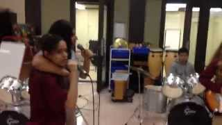 "PS28 Rock Band- ""I am a Scientist"" - Guided By Voices"