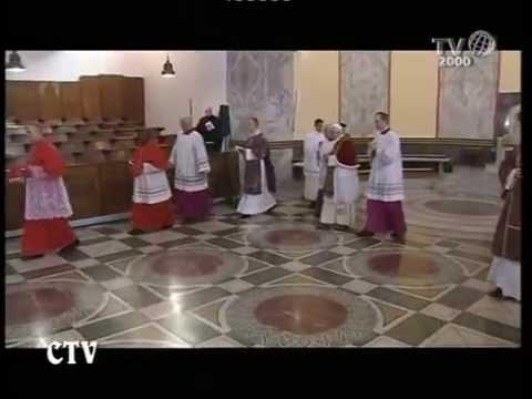 Pope Benedict XVI Ash Wednesday 9 03 2011