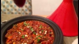 How To Make LAMB TAGINE (Spicy Moroccan Lamb) - Al's Kitchen -  كيفية جعل المغربي الضأن الطاجين