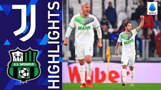 Juventus 1-2 Sassuolo | Sassuolo stun the Allianz Stadium | Serie A 2021/22